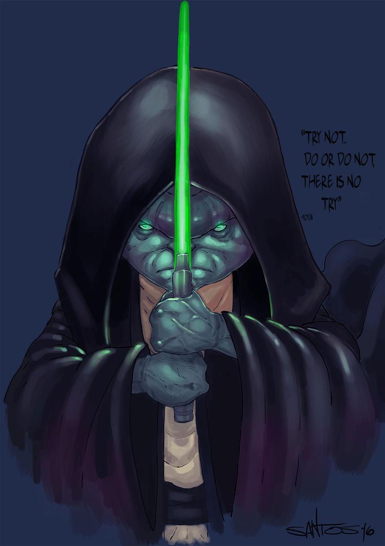 Yoda by CRISTIAN-SANTOS