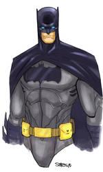 $30 Batman bust