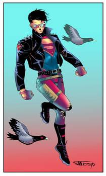Rein of the Supermen