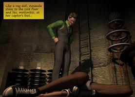 Amanda Jones in the Cellar 19 by Torqual3D