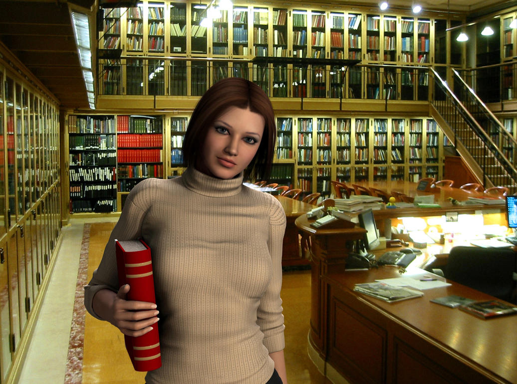 Amanda Jones - Girl of the Year 2011 by Torqual3D