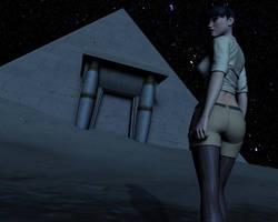 Ciara's Egyptian Nightmare 1 by Torqual3D