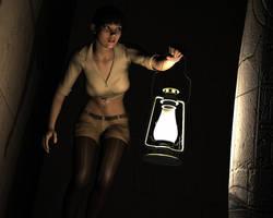 Ciara's Egyptian Nightmare 3 by Torqual3D