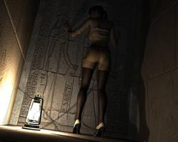 Ciara's Egyptian Nightmare 4 by Torqual3D