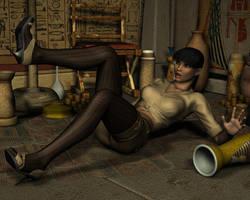Ciara's Egyptian Nightmare 8 by Torqual3D