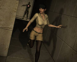 Ciara's Egyptian Nightmare 9 by Torqual3D