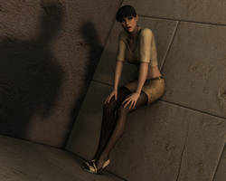 Ciara's Egyptian Nightmare 10 by Torqual3D