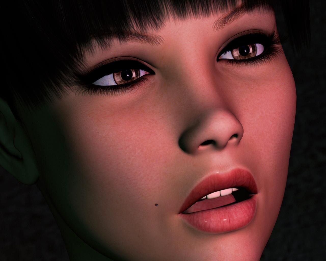 Ciara's Egyptian Nightmare 11 by Torqual3D