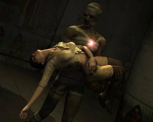 Ciara's Egyptian Nightmare 18 by Torqual3D