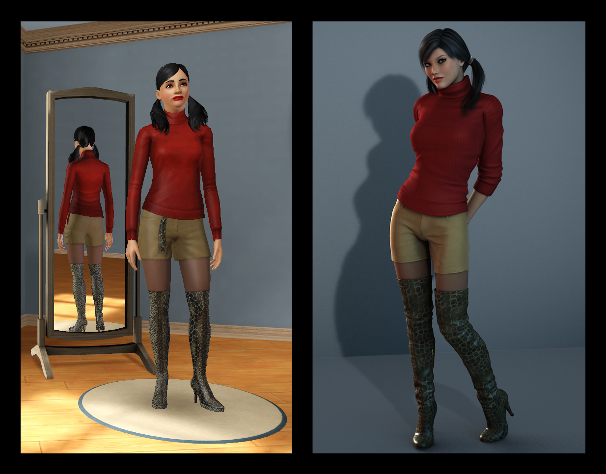Artificial girl 3 skin mod download adult picture