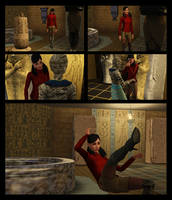Ciara in the Sims 3: World Adventures - Part 1 by Torqual3D