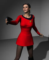 Ensign Natasha James 4 by Torqual3D