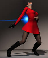Ensign Natasha James 5 by Torqual3D