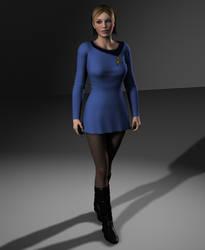 Yeoman Lianne Shaw 2 by Torqual3D