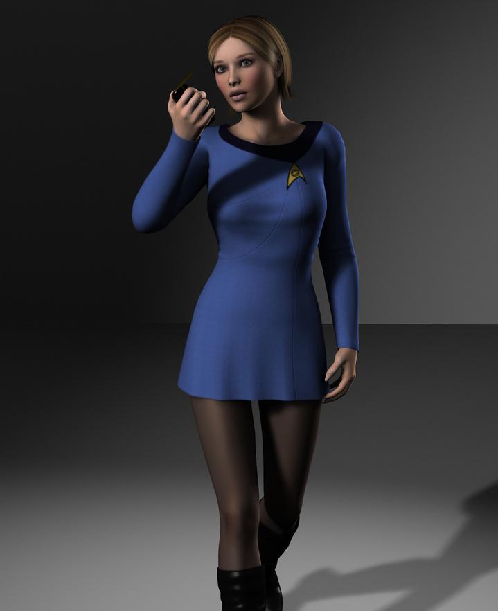 Yeoman Lianne Shaw 3 by Torqual3D