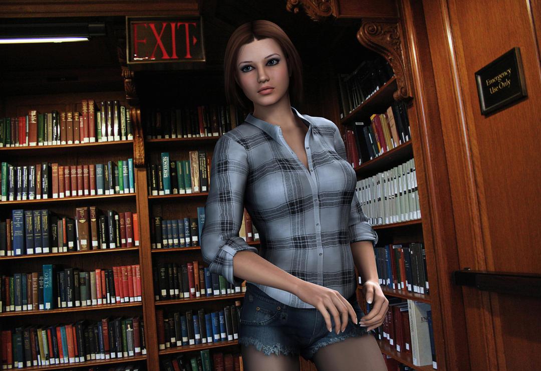 Amanda Jones - Girl of the Year 2012 HD by Torqual3D