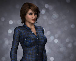 Adult Amanda Jones - Latest by Torqual3D
