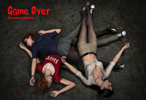 Game Over - You Were Captured...