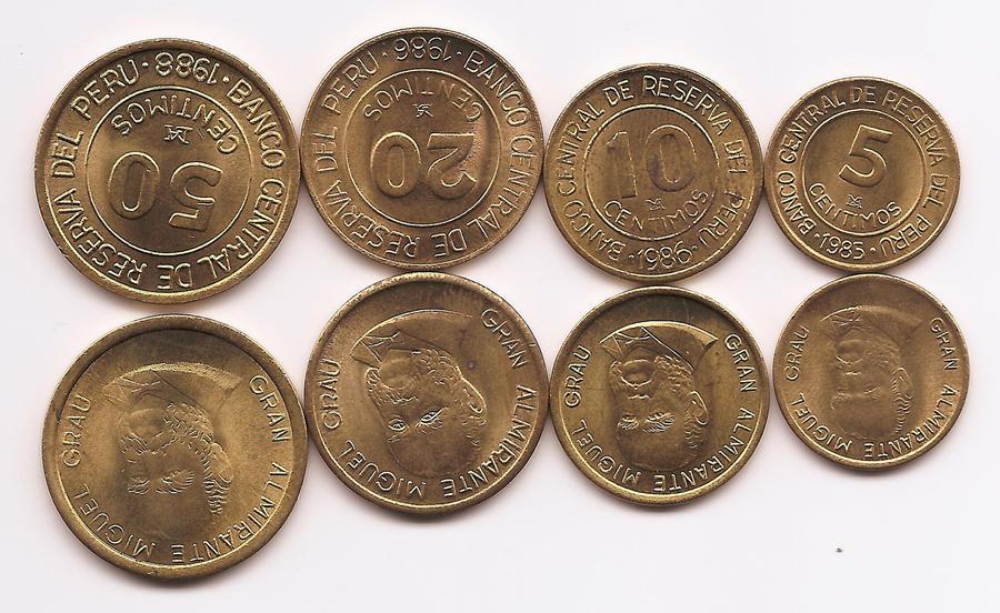 Peruvian Coins By Juliusrabbito On Deviantart