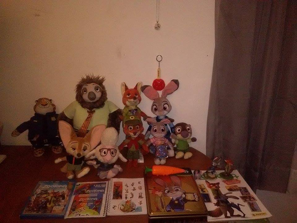 My Zootopia Collection by Juliusrabbito