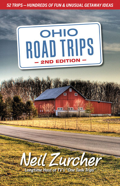 Front Cover: Ohio Road Trips by ZachSpradlin