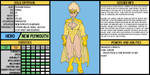 Gold Gryphon Character Sheet 2018 by Doctor-Awkward