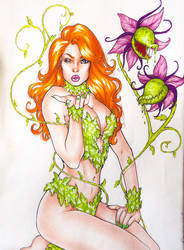 Poison Ivy by milamaria94