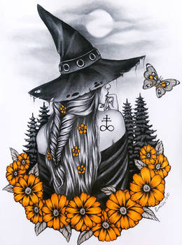 Midsummer Witch