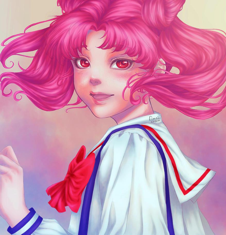 Chibiusa by Limei-chan