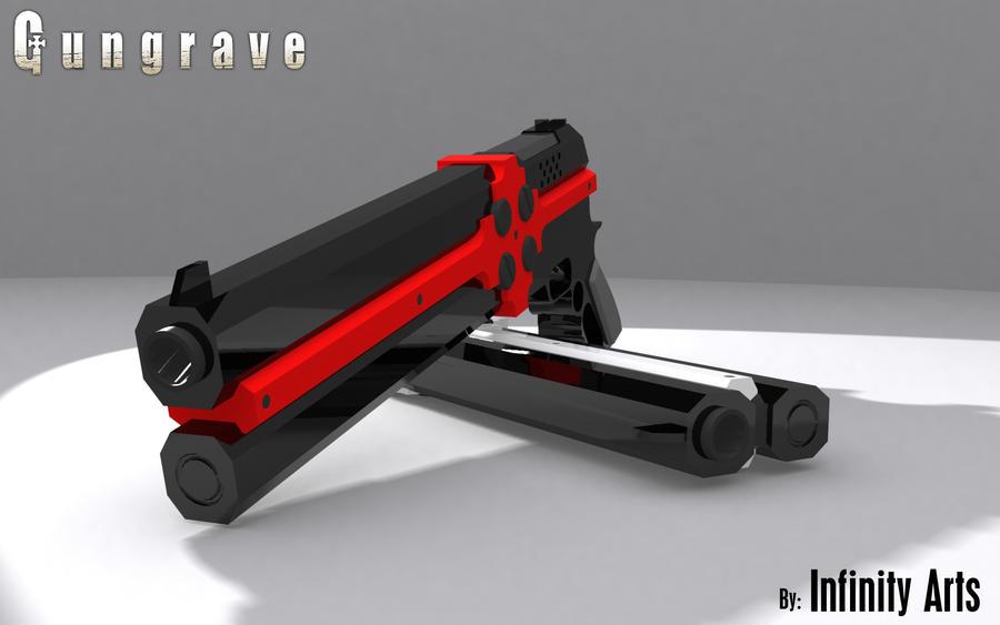 Gungrave Cerberus by Infinityl33tGungrave Cerberus Guns