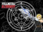 Fullmetal Alchemist Ed Wallpaper