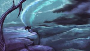 4. Ice Desert