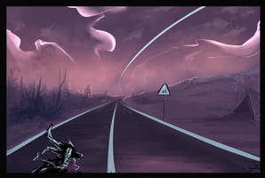 06- Neverending Road by LastKrystalDragon