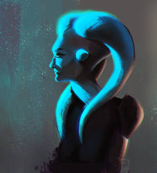Twi'lek Jedi by furgy12