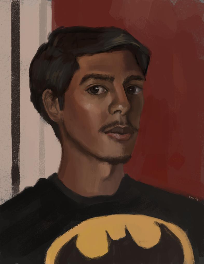 Self portrait by gettheEpipen