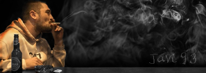 guy smoking signature by IgnacioSan