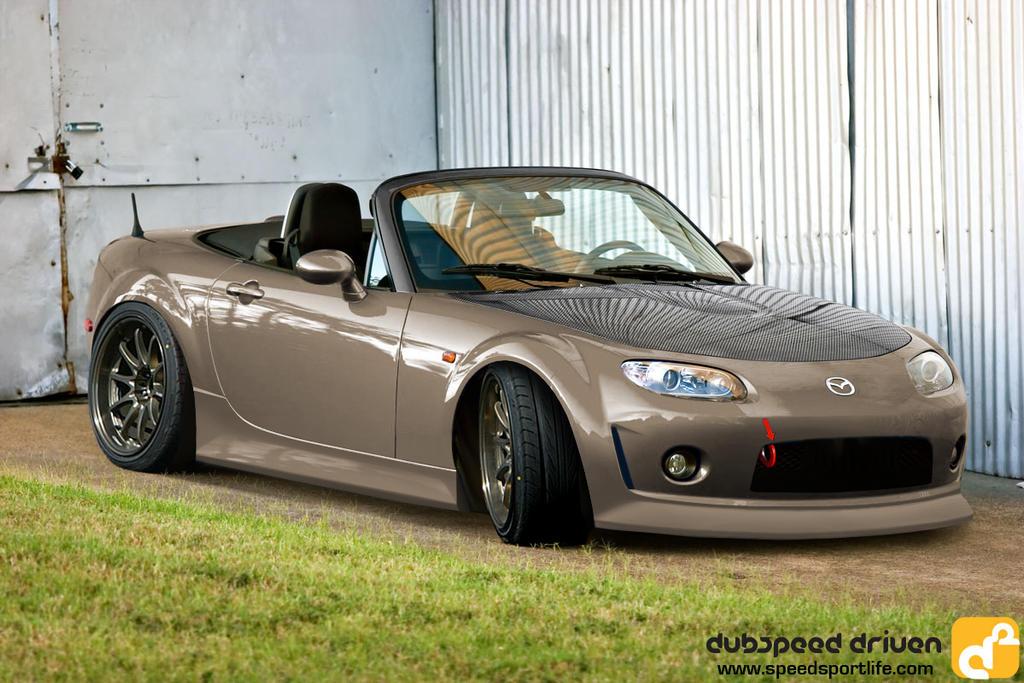 Mazda MX 5 Miata By Graytiv ...