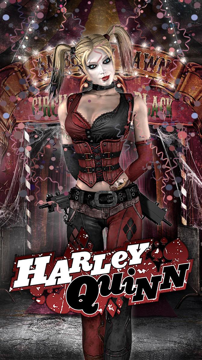 Harley Quinn - Arkham City | SuperHero Photography by Adam Jay