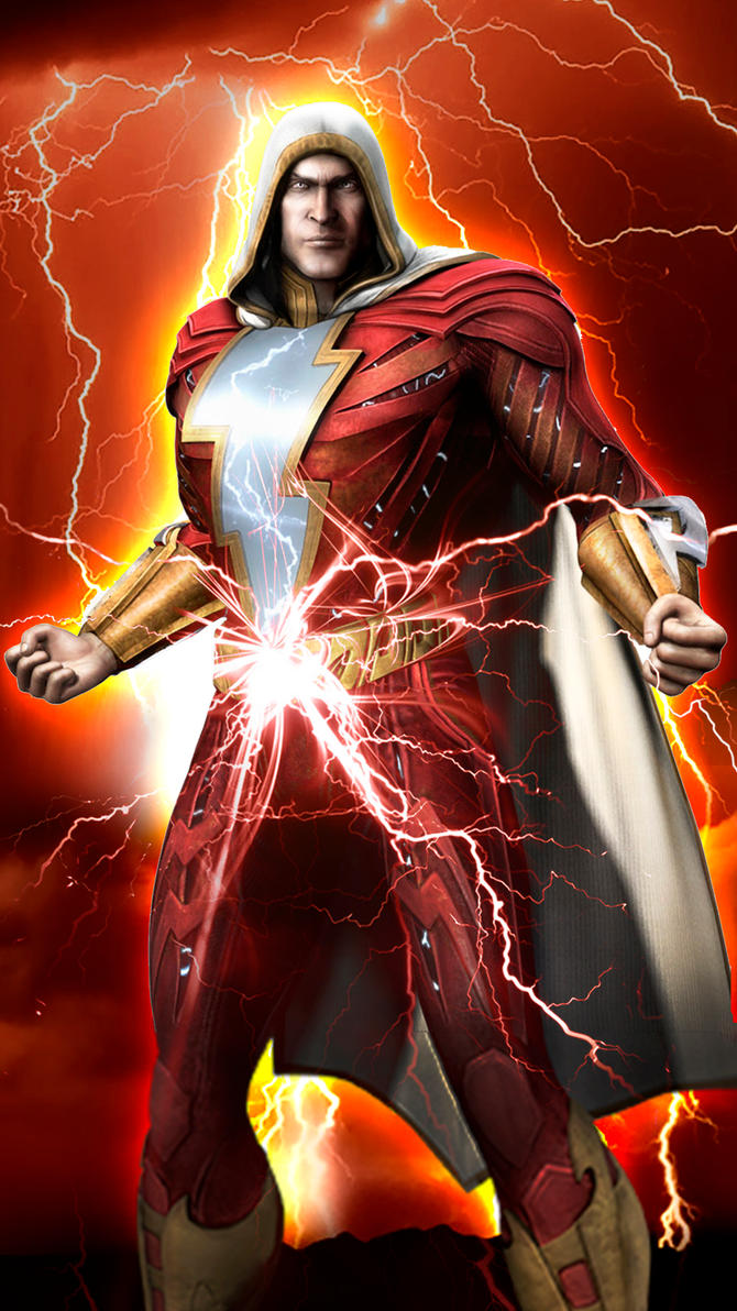 Shazam injustice gods among us by jpgraphic on deviantart shazam injustice gods among us by jpgraphic voltagebd Image collections