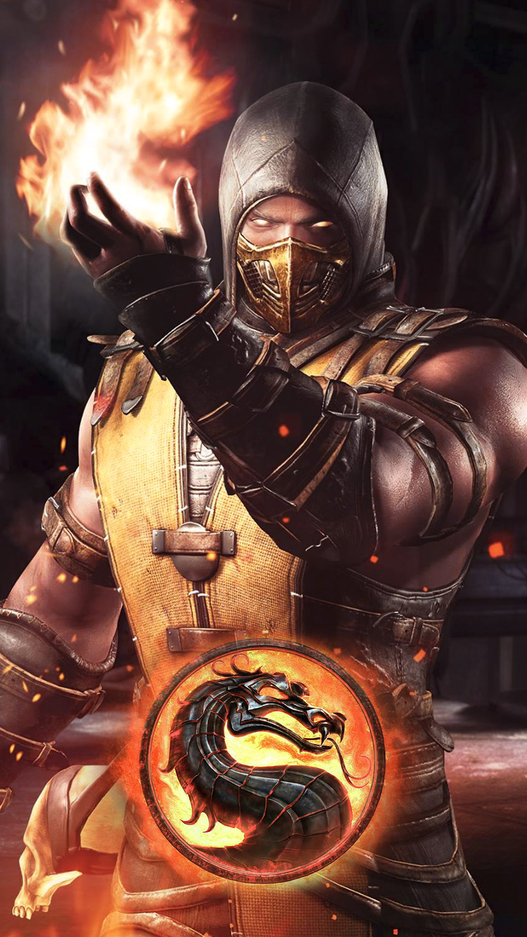 Scorpion Mortal Kombat X Mkx By Jpgraphic On Deviantart