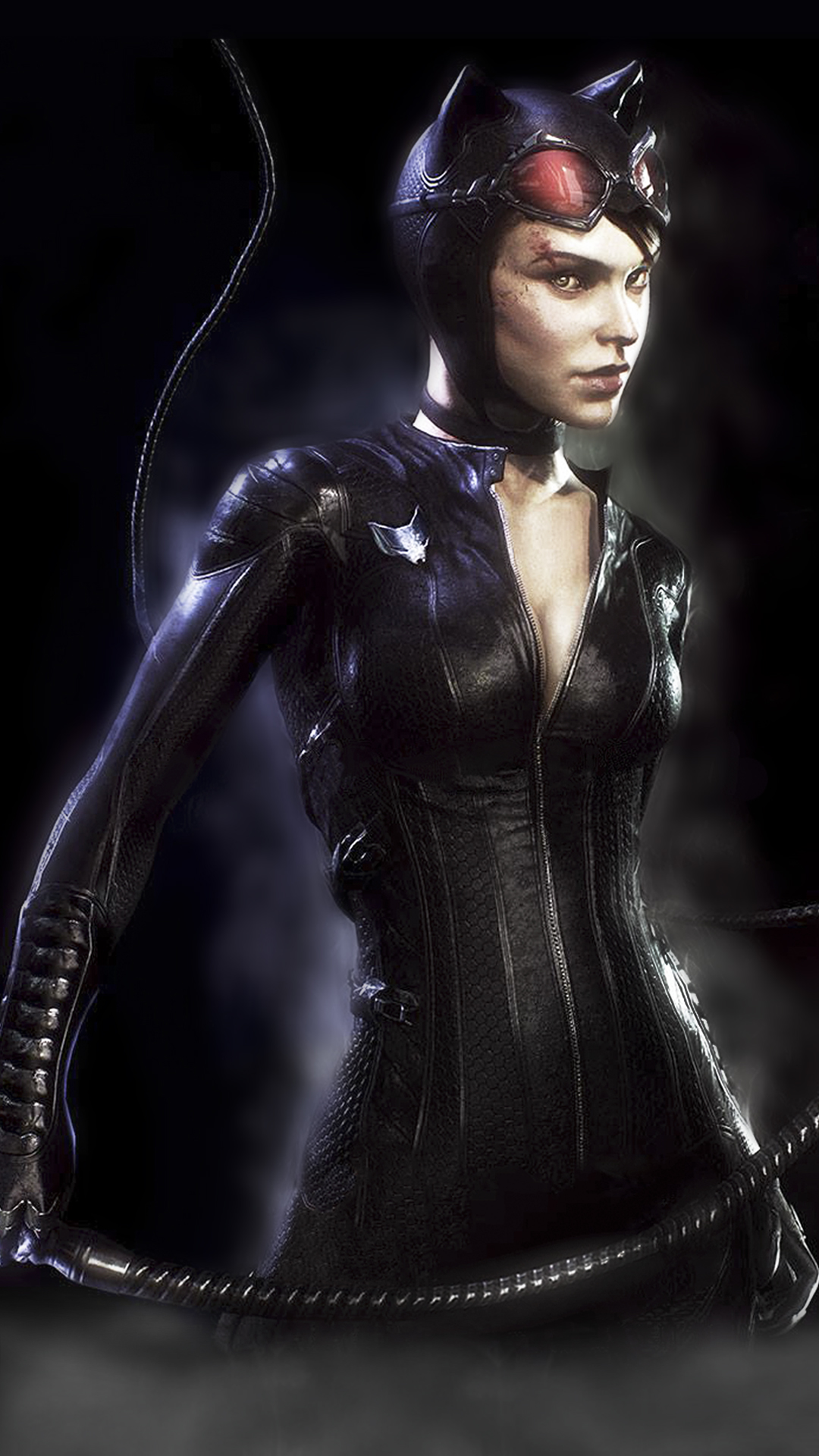 CATWOMAN ARKHAM KNIGHT By JPGraphic