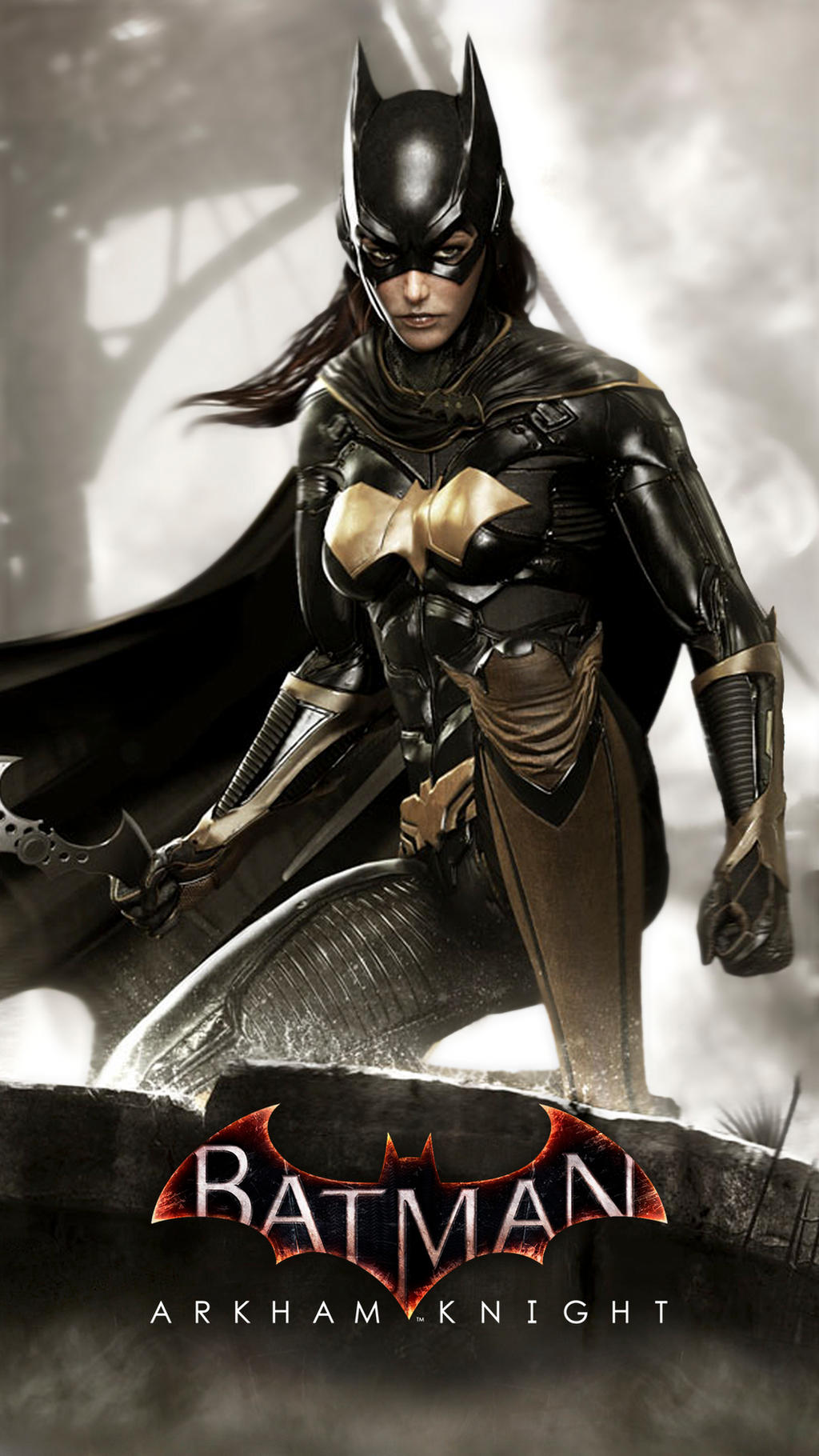 how to download batgirl in arkham knight