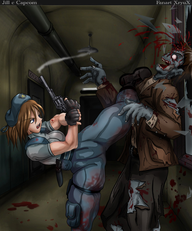 Jill Valentine Appreciation Thread Page Tombraiderforums