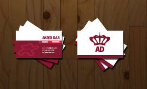 Business card #1