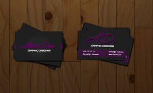 Business card #3