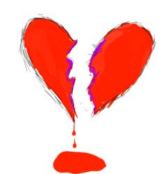 Broken Heart by Ygtyk