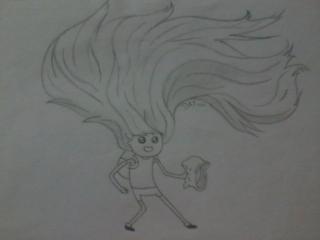 Hair by Flasho-D