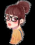 CM - Pixel Headshot .:Iris:.