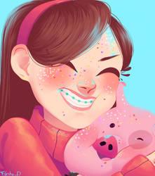 Glitter Friends by Flasho-D