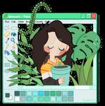 YCH - XP Paint Plants .:Alyssa:.